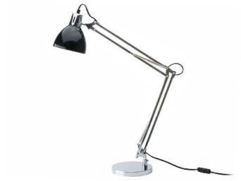 Leitmotiv Table Lamp Icon Black