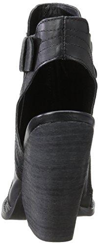 Very Volatile Women's Harlowed Boot, Black, 8 B US