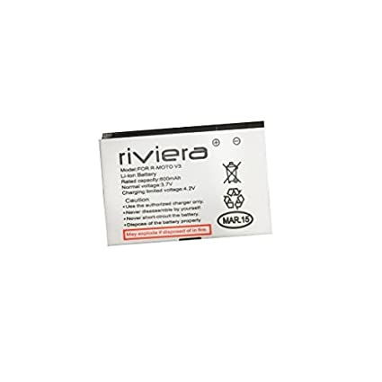 Riviera-600mAh-Battery-(For-Motorola-Razr-V3)