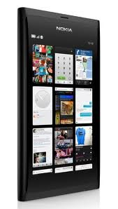 Nokia N9 Unlocked GSM Phone with 64 GB Internal Memory--International Version (Black)