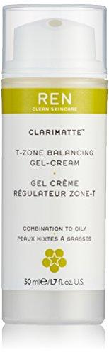REN Clarimatte T-Zone Balancing Gel Cream, 50 ml thumbnail