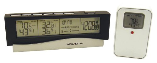 Chaney Instruments Acu-Rite 00972 Wireless Weather Thermometer