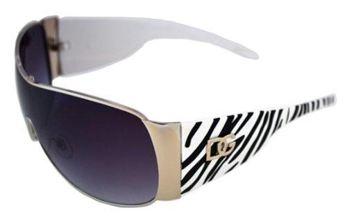 DG Eyewear Oversized Fashion Sunglasses