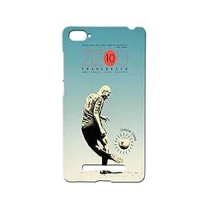 BLUEDIO Designer 3D Printed Back case cover for Xiaomi Mi4i / Xiaomi Mi 4i - G3568