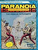 The Iceman Returneth (Paranoia) (0874311527) by Sam Shirley