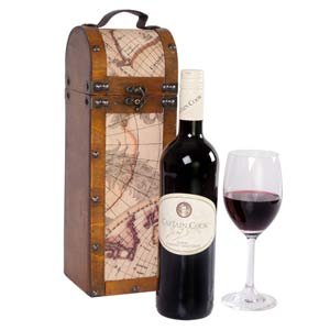 Captain's Red Wine Gift