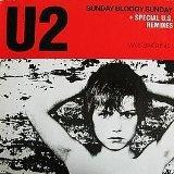 Sunday bloody Sunday / Vinyl Maxi Single [Vinyl 12'']