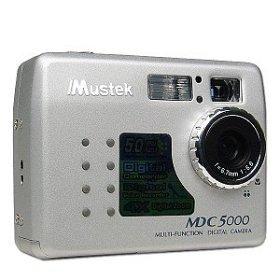 Mustek MDC-5000 Digital Still CameraB0006FS2TU