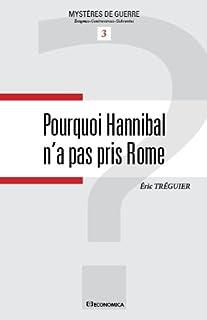 Pourquoi Hannibal n'a pas pris Rome