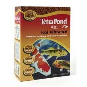 Vibrance Koi Food, 16.5 Lbs