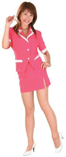 ピンク社長秘書