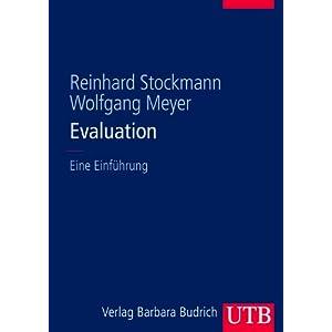 eBook Cover für  Evaluation Eine Einf xFC hrung
