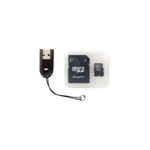 Camsports Micro Card Sd 32 Gb Mit Sd Und Usb Adapter