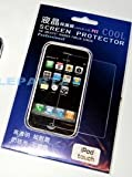 Apple iPod Touch Clear / Transparent Screen Protector Pack of 2 for 8GB 16GB & 32GB / 1st, 2nd & 3rd Generation