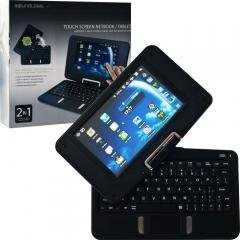 Android 2.3 7 inch 2 in 1 Swivel Netbook and Tablet in one - New Products