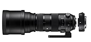 Sigma 150-600mm F5-6.3 Sports DG OS HSM & TC-1401 for Canon
