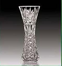 Solitaire Lead Crystal Vase 506 Regular DMJO