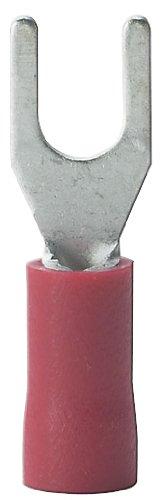Gardner Bender 20-111 22-18 Gauge Red Spade Terminals, 20-Pack