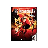 Hal Leonard Disney's The Incredibles (Piano/Vocal)