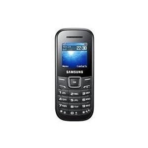 Samsung e1200 telefono cellulare nero italia elettronica - Samsung dive italia ...