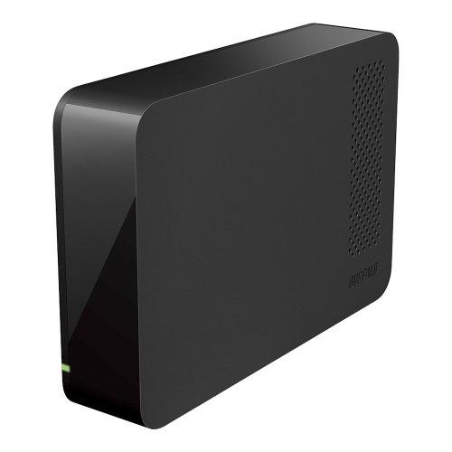 BUFFALO ターボPC EX2 USB3.0用 外付けHDD 2TB ブラック HD-LC2.0U3-BK