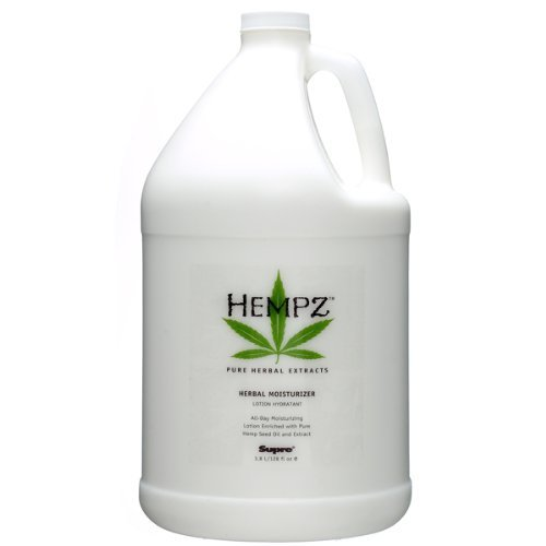 Hempz Pure Herbal Extracts Herbal Body Moisturizer Lotion wi