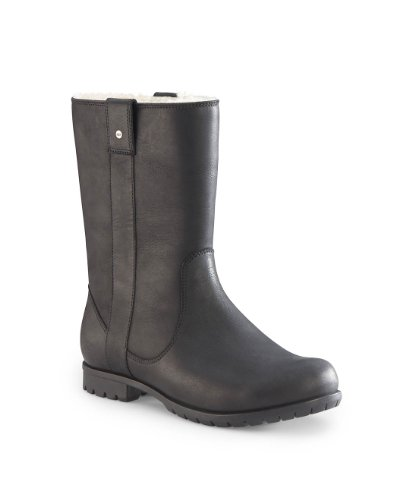 UGG Women's Burroughs Boot Black Size 7.5 B(M) US