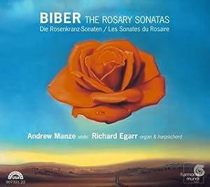 ビーバー:ロザリオのソナタ                                                                                                                                                                                                曲目リスト