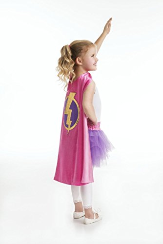 Little Adventures Girl Superhero Cape