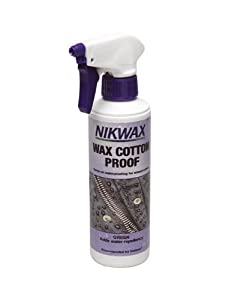 Nikwax Wax Cotton Proof Ideal for Barbour - Traditional Green 613