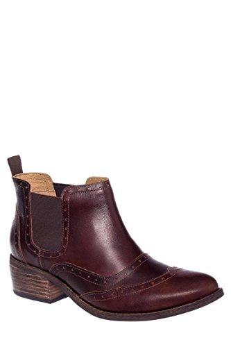 Rowan Low Heel Ankle Boot