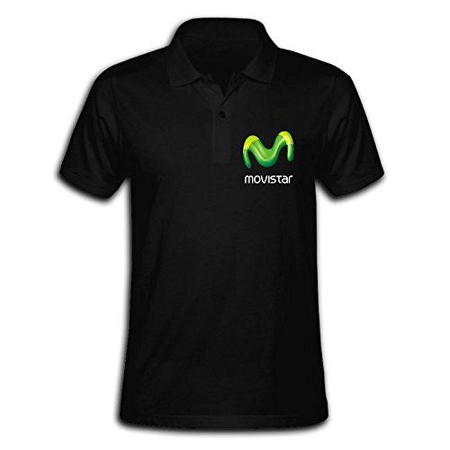 mens-movistar-casual-solid-short-sleeve-polo-shirts