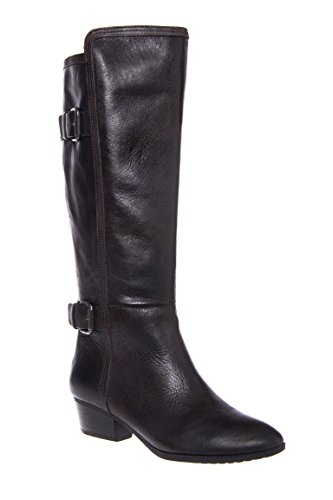 Palleteri Low Heel High Boot
