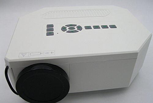 Eastvita Uc30 Mini Pico Portable Proyector Projector Av Vga A/V Usb & Sd With Vga Hdmi Projector