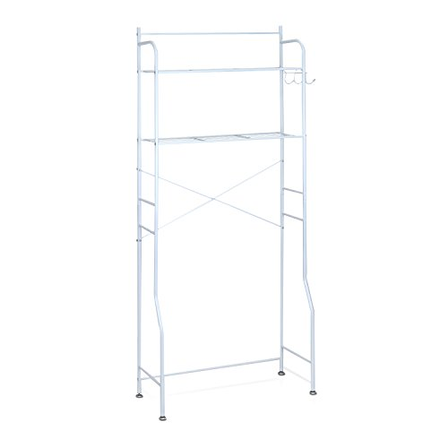 Furinno Fnbq-22041 Yijin Washing Machine Overhead Storage Shelves front-474765