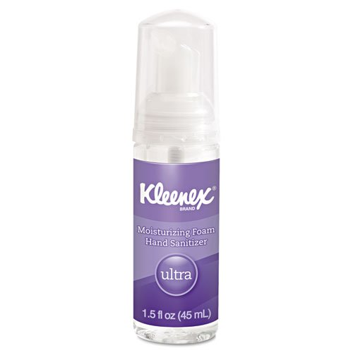 Kleenex Hand Sanitizer back-1040841