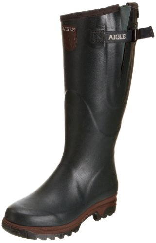 Aigle Unisex-Adult Parcours Vario Outlast Bronze Wellington Boot 85687 7 UK, 41 EU