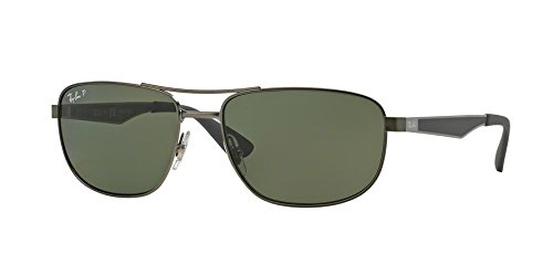 ray ban rubber frame  ray-ban mens 0rb3528