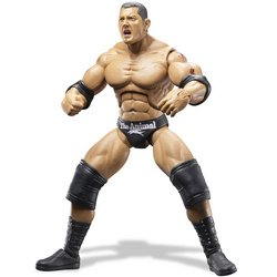Buy Low Price Jakks Pacific WWE Deluxe Figures Series 10: Batista with Barbell Launcher (B000ZZRTH2)