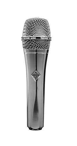 Telefunken M80 | Custom Finish Dynamic Series Cardioid Microphone (Chrome)
