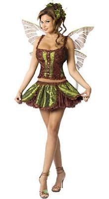 Enchanting Fairy Sexy Women's Costume Adult Halloween
