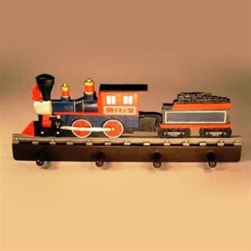 Judith Edwards Designs 3518 Train Wall Pegs