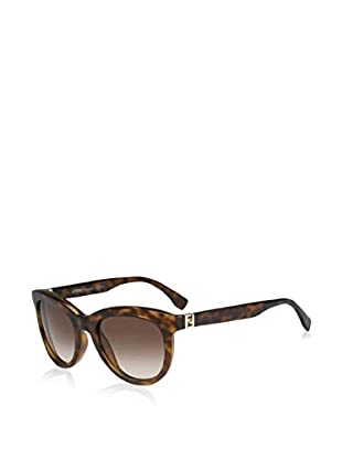 Fendi Gafas de Sol 0006/S JD_8NH (52 mm) Havana