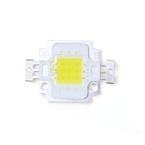 10W High Power LED Floodlight 600-650LM Lamp Blub light Cool White 6000-6500K