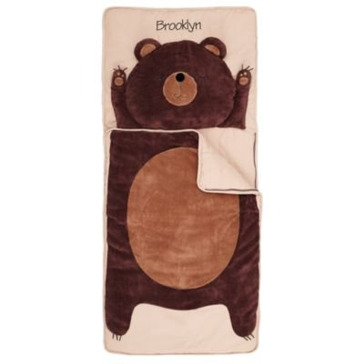 Sleeping Bags: Personalized Bear Sleeping Bag front-330452