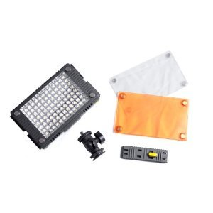 Genuine Hdv-Z96 Led Video Light For Dv Camcorder Studio Lighting