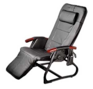 Homedics AG-2001TL3C Inversion Massage Recliner with Heat