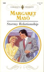 Stormy Relationship (Harlequin Presents), Margaret Mayo