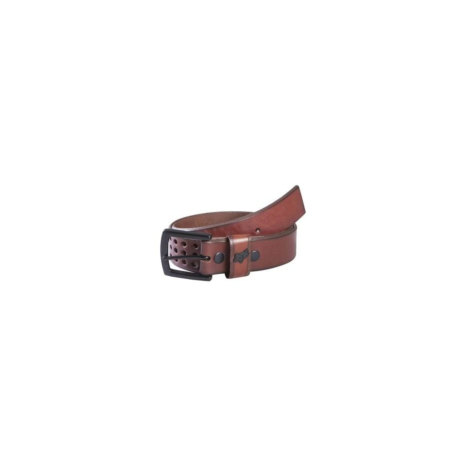 Fox Racing Neutron Belt   X Large/Brown
