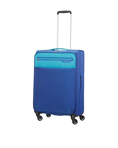 American Tourister Trolley Semirigido Super Light Spin 67cm
